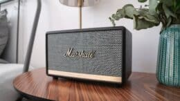 Marshall Bluetooth højtaler bordmodel