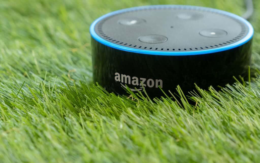 Amazon Echo Dot med musik fra Amazon Music Unlimited eller Prime